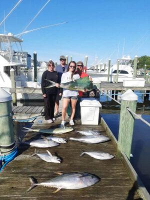 Pirates Cove bluefin tuna Fishing