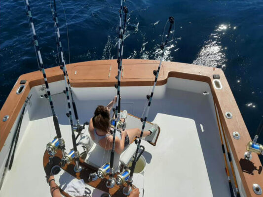 Tuna fishing in Ocean City