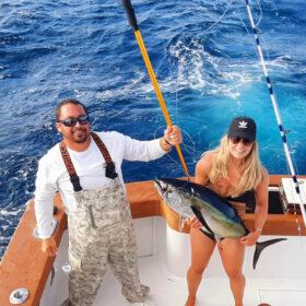 Tuna fishing in Ocean City Maryland