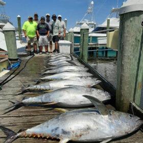 Outer Banks bluefin tuna Fishing