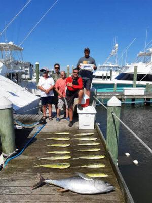 Mahi-Mahi Ocean City Fishing Center
