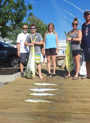 Ocean City Fishing Center Mahi-Mahi