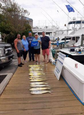 Mahi-Mahi Charter Ocean City Maryland