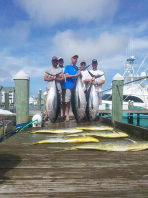 Instigator tuna fishing