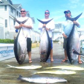 North Carolina sport fishing